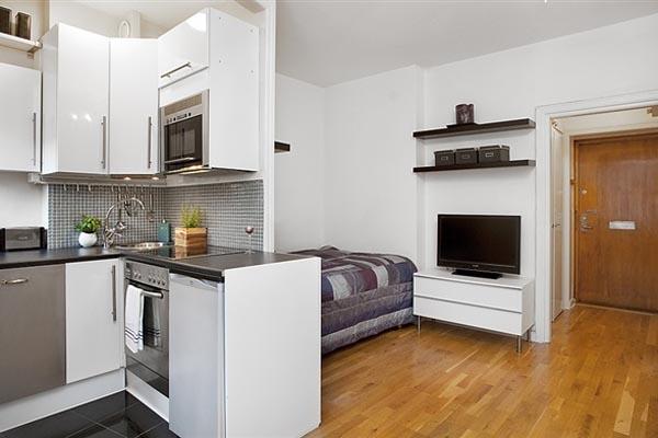 los espacios pequeos pueden transmitir la misma sensacin de comodidad y diseo moderno como una gran casa siempre que se adapte a la decoracin interior