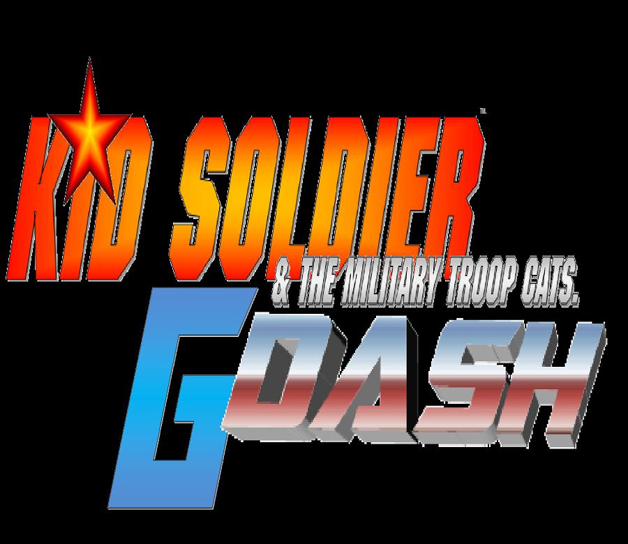 Kid Soldier G-Dash