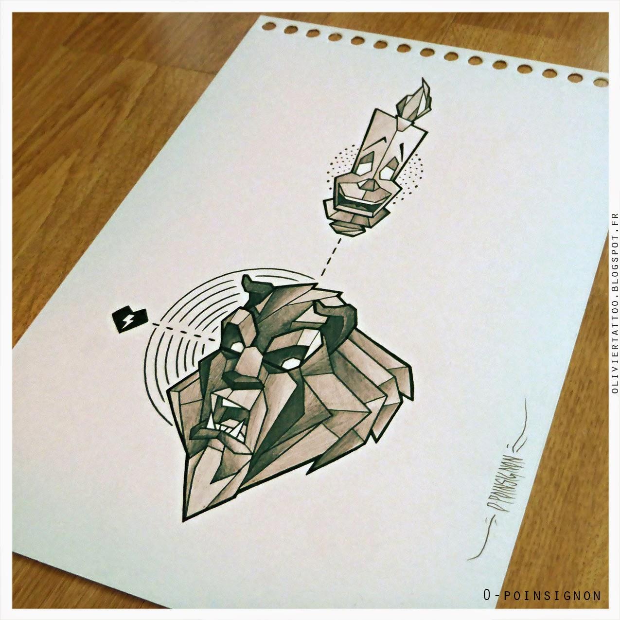 dessin-disney-aristochats-belle-et-la-bête-le-roi-lion-letrange-noel-de-monsieur-jack-la-haut-pinocchio-tatouage-clermont-ferrand-dessin-de-tatouage-tatouage-disney-olivier-poinsignon