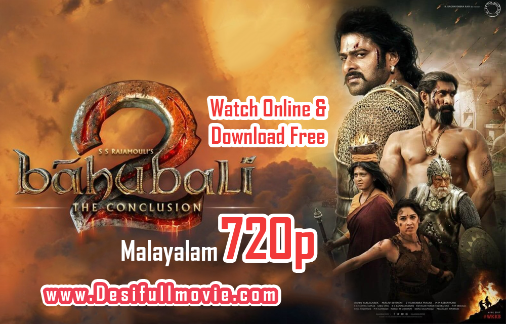 Download Bahubali The Hero 2 2017 Hindi Dubbed Full Movie