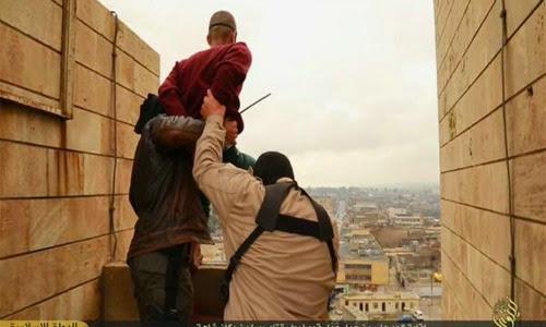 ΣΥΡΙΖΑ: Σύνορα για πάντα ανοιχτά - Οι τζιχαντιστές πετάνε ομοφυλόφιλους από ψηλά κτίρια... Λέτε να σταθούμε τυχεροί;