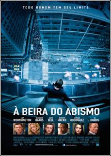 Download - À Beira do Abismo DVDRip AVI Dual Áudio + RMVB Dublado