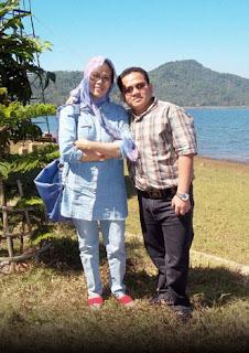 Pengunjung Wisata Darma Awal Ramadhan 1433 H