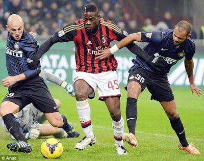 Xem lại đầy đủ trận Inter Milan vs AC Milan