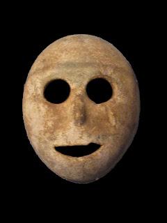 pre-ceramic stone mask