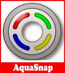 برنامج ترتيب النوافذ على سطح المكتب AquaSnap 1.16.2 AquaSnap1.10.0_2015.