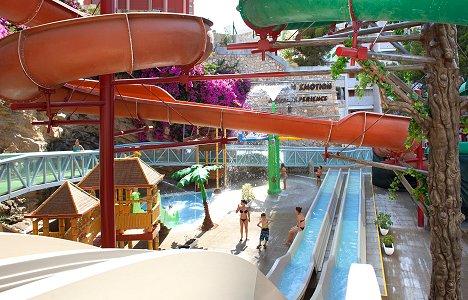 Hoteles para ni os benidorm alicante hotel magic aqua rock gardens - Hoteles con piscina cubierta en benidorm ...