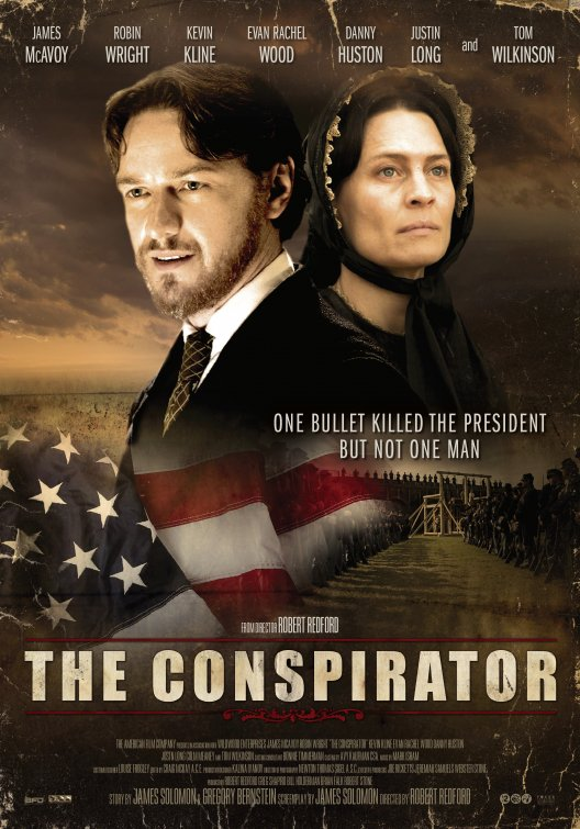 The Conspirator 2010 DVDRip XviD-AMIABLE