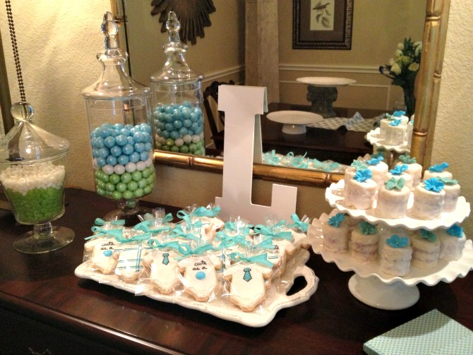 The Holland House: Baby Shower Treats