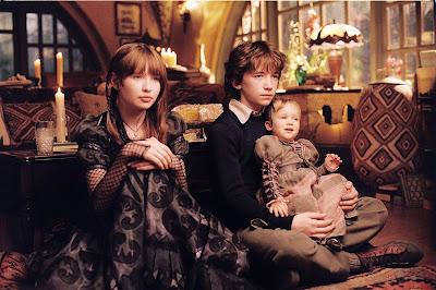 Violet, Klaus, Sunny