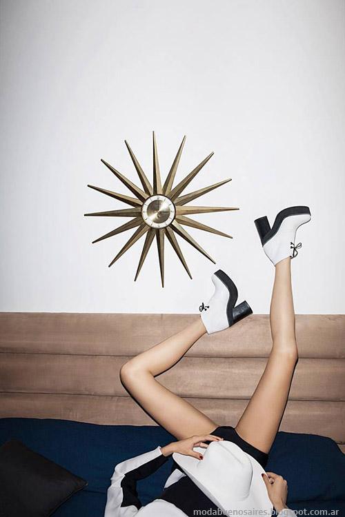 Paruolo otoño invierno 2014 zapatos. Moda zapatos otoño invierno 2014.