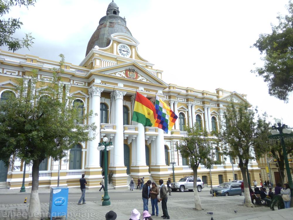 congreso La Paz