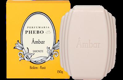 sabonete Âmbar, Phebo