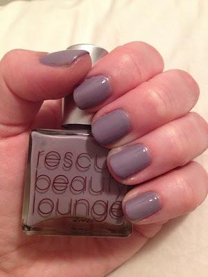 Rescue Beauty Lounge, Rescue Beauty Lounge Forgiveness, RBL, Rescue Beauty Lounge Emoting Me Collection, nail polish, nail varnish, nail lacquer, manicure, mani monday, #manimonday, nails