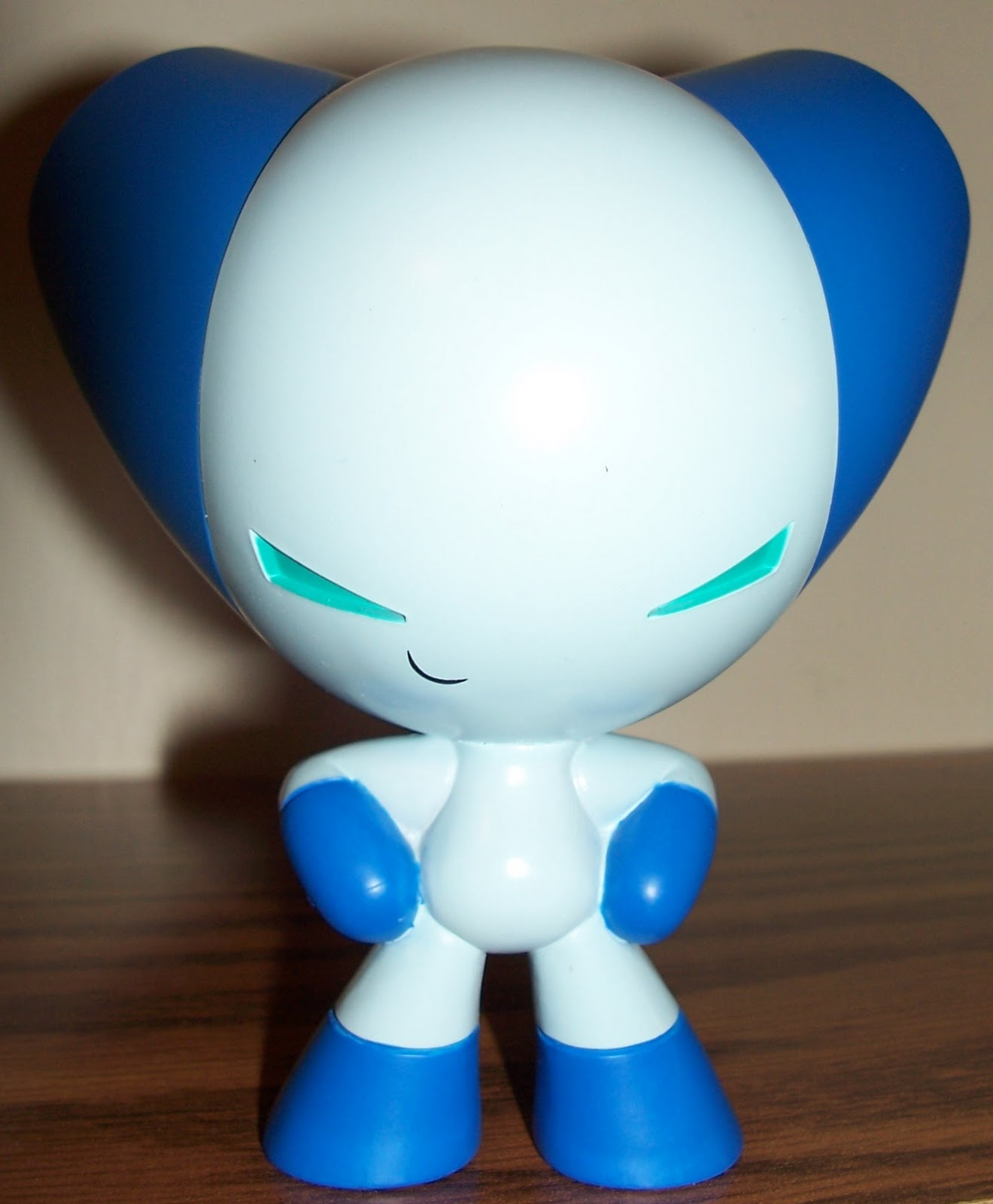 Cartoon Network PVC Robot-boy