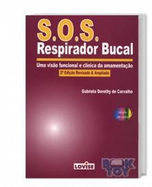 livro respirador bucal