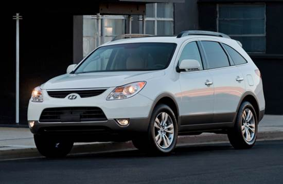 2015 Hyundai Veracruz Review and Canada Price