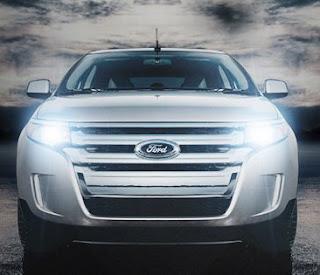 Ford Edge - Itens de segurança comum as versões