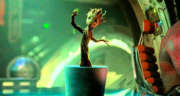 el Groot bailón que Marvel venderá estas navidades