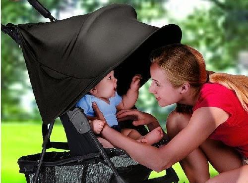 Xe đẩy trẻ em những điều tuyệt vời bạn chưa biết