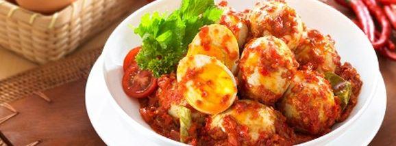 Resep Membuat Telur Bumbu Bali Yang Lezat