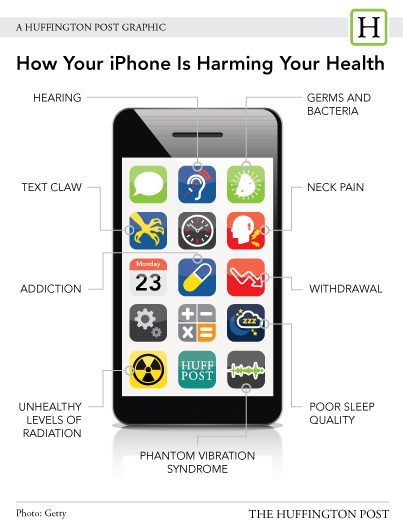 How Your Iphone Is harm Your Health