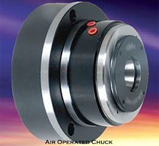 Air Operated Chuck