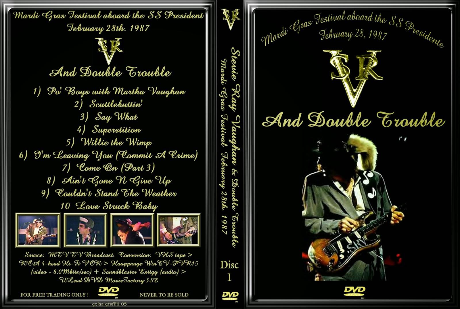 TUBE Stevie Ray Vaughan