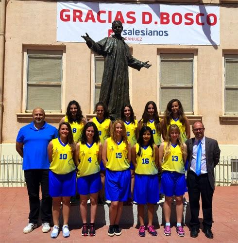 Equipo Baloncesto Salesianos Loyola Turín