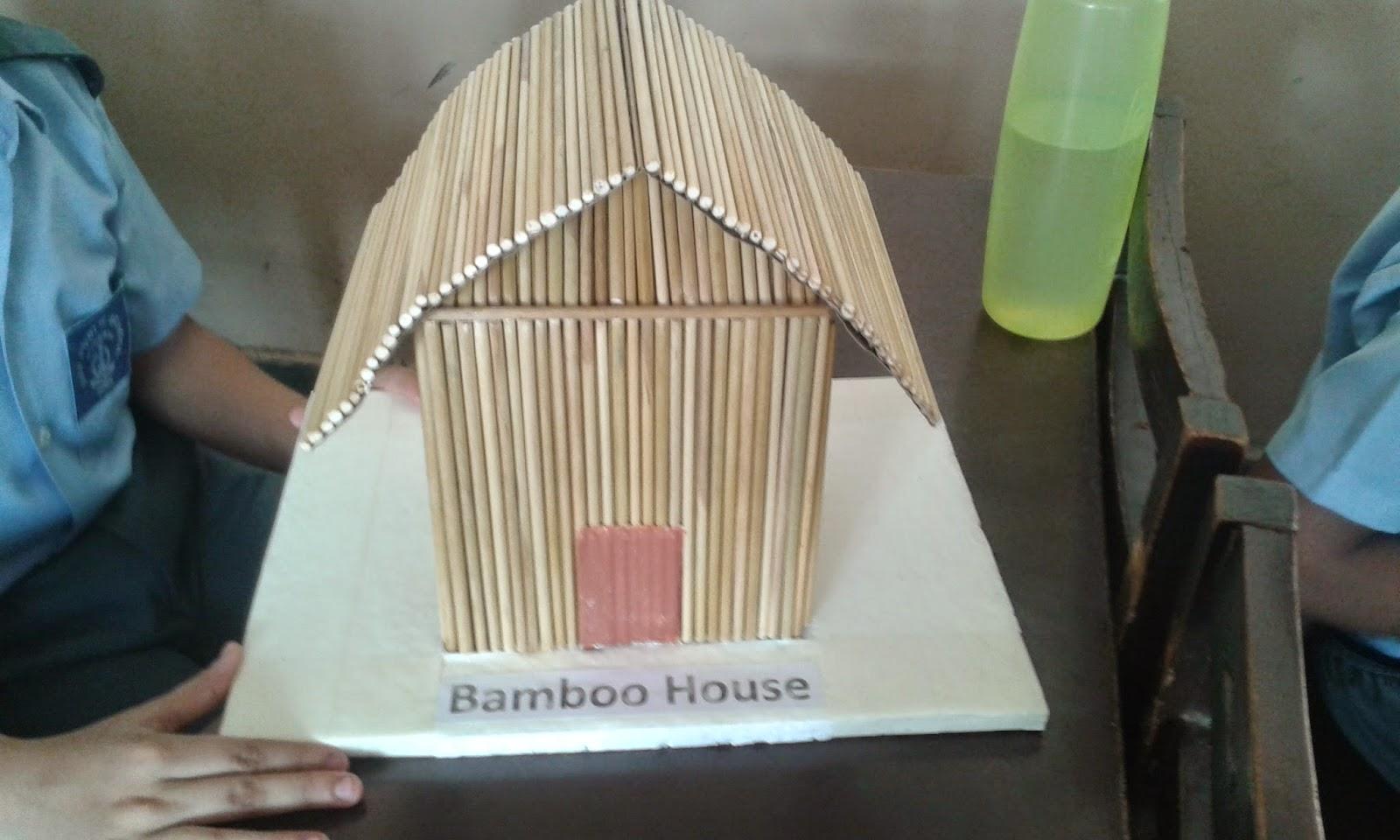 stilt house model making. stilt. diy home plans database
