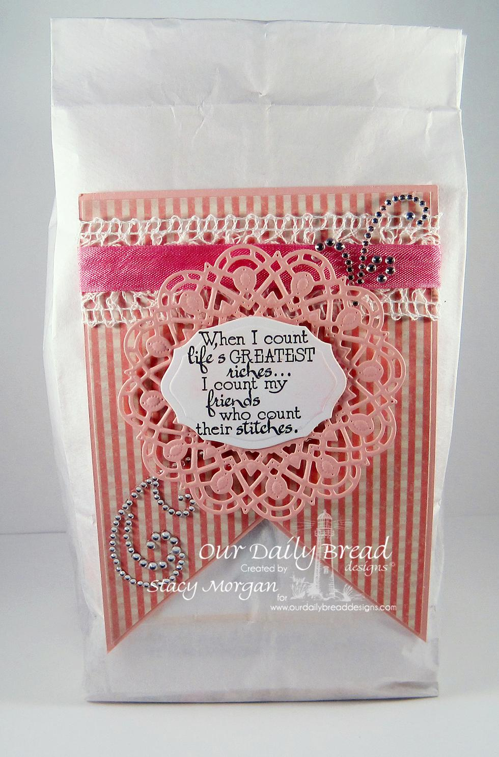Stamps - Our Daily Bread Designs Stitches, ODBD Custom Doily Dies, ODBD Custom Elegant Oval Dies