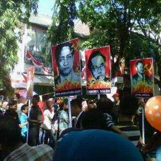 """Sekda Jelaskan Munculnya """"PKI"""" Pada Karnaval Perayaan HUT RI ke-70"""