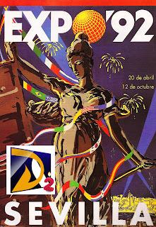 EXPO 92; ANIVERSARIO; CUMPLE; DELINEANTE