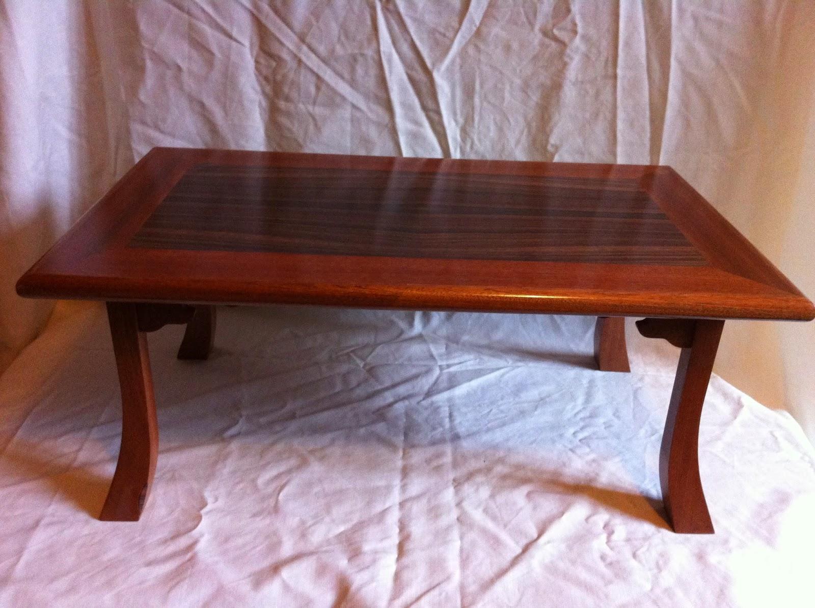 table bonsai palissandre