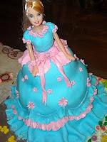 Barbie (Fondant)