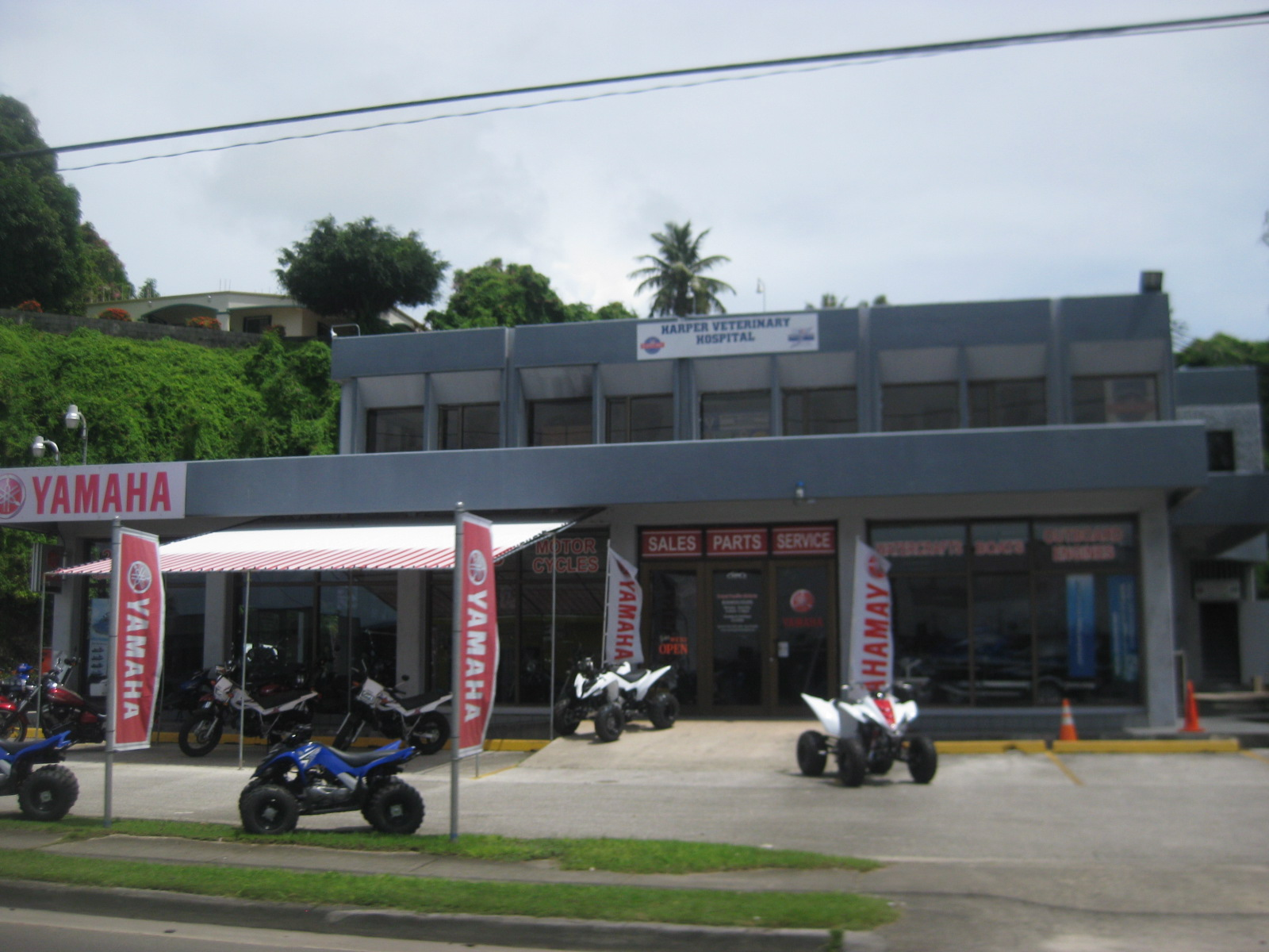 Motorcycle Stores Near Me >> Neko to Meoto: Guam: Buildings and Curiosities (Part 2 of 3)