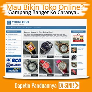 template toko online blogger