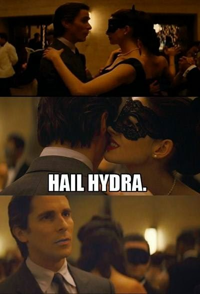 Hail Hydra meme