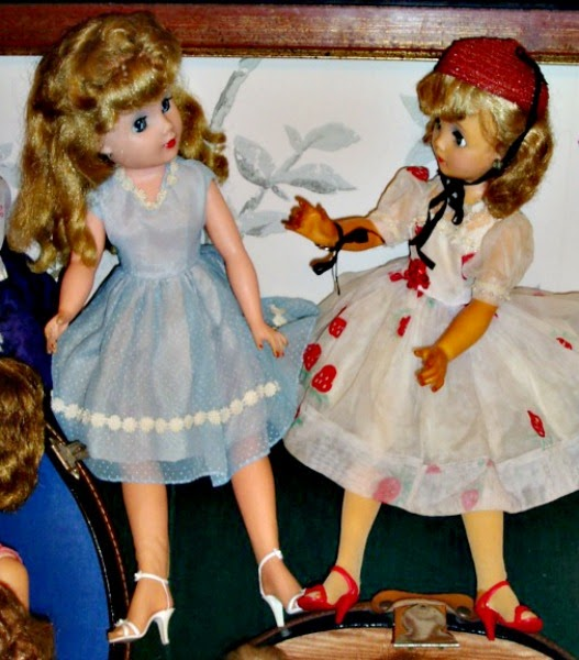 glamour dolls 1960