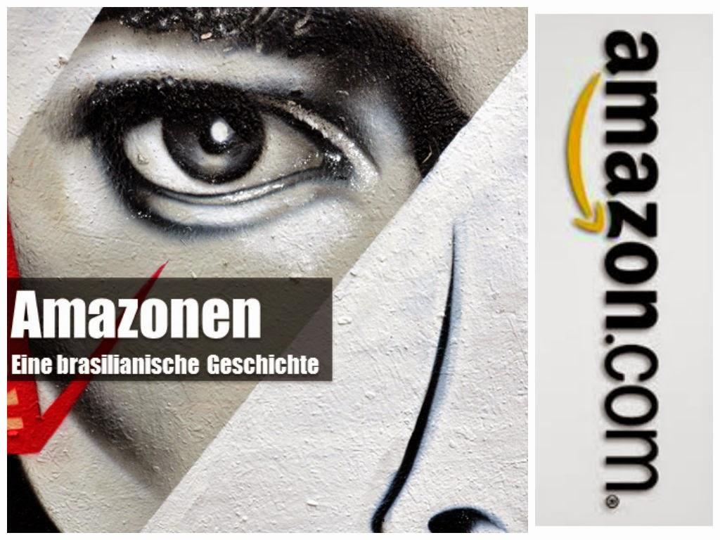 Buch: Amazonen