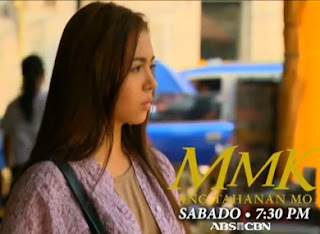 MAALAALA MO KAYA MMK MARCH 9 2013 JULIA MONTES