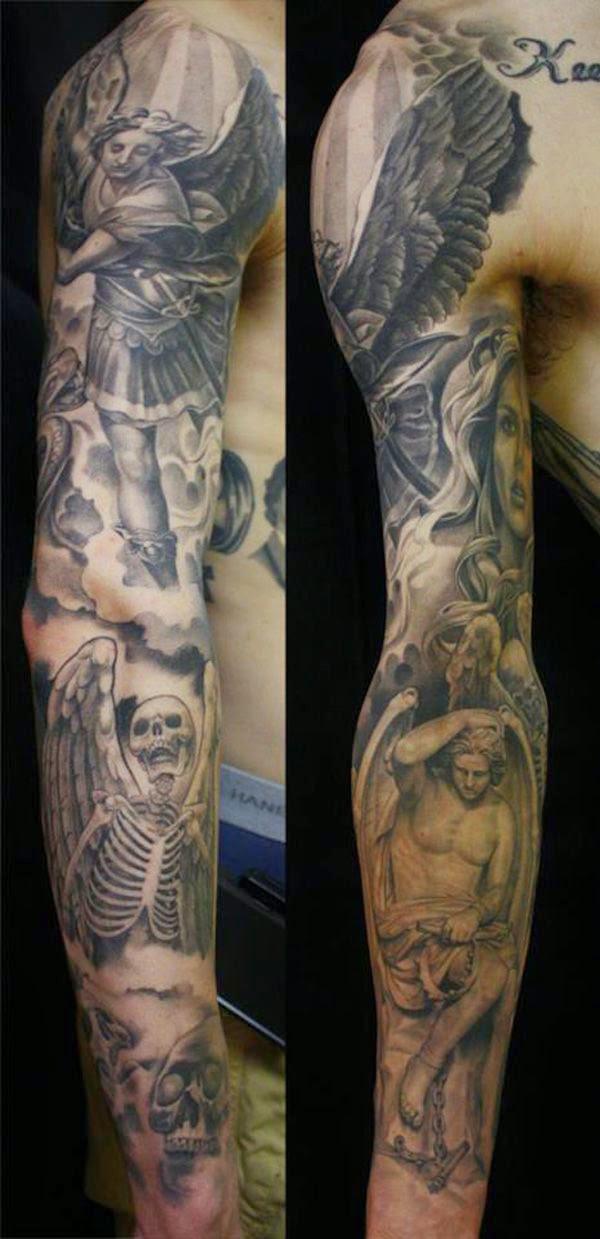 Religious Tattoos for Men
