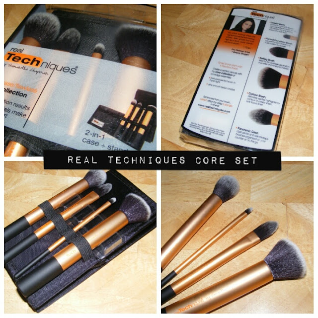 A picture of Real Techniques Core Collection Brush Set