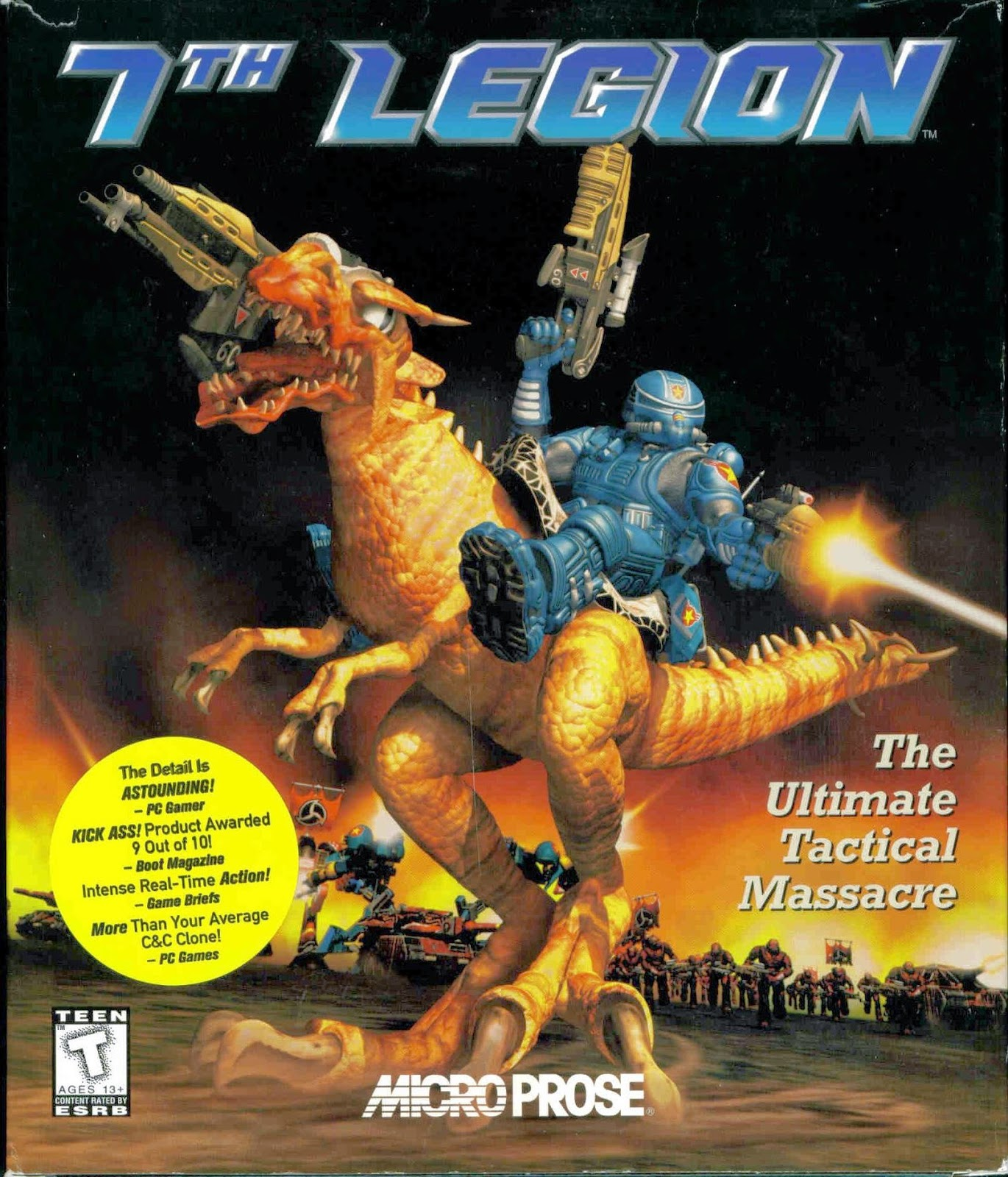 7th Legion Game