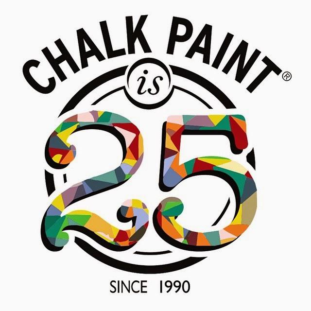 Chalk Paint is 25