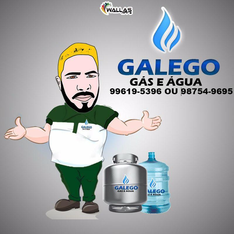 GALEGO GÁS E ÁGUA