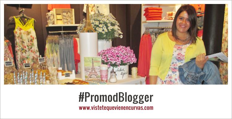 #PromodBlogger y 50 € para que te los gastes en Promod