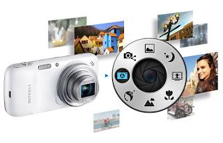 Samsung Galaxy S4 Zoom Kamera 16 MP Harga Rp 4 Jutaan