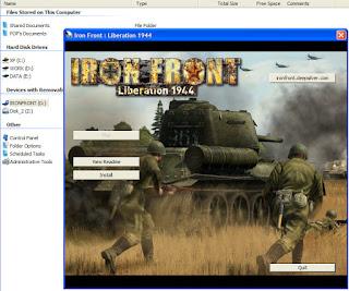 Install  Iron Front Liberation 1944