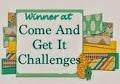 Winner - August 2015